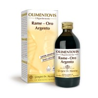 COPPER GOLD SILVER Olimentovis 200 ml